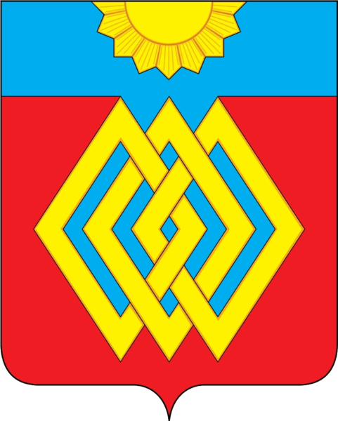 Coat of Arms of Ivanovskoe rural settlement (Istrinsky District) Russia.png
