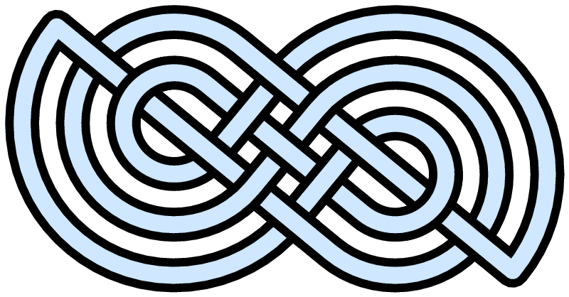 Pseudo-Celtic 13crossing knot.png